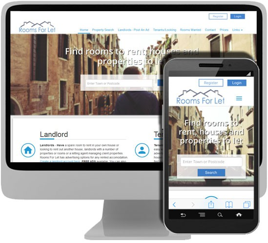 Rental Property Agency: Rental Property Web Design, Letting Agents Website